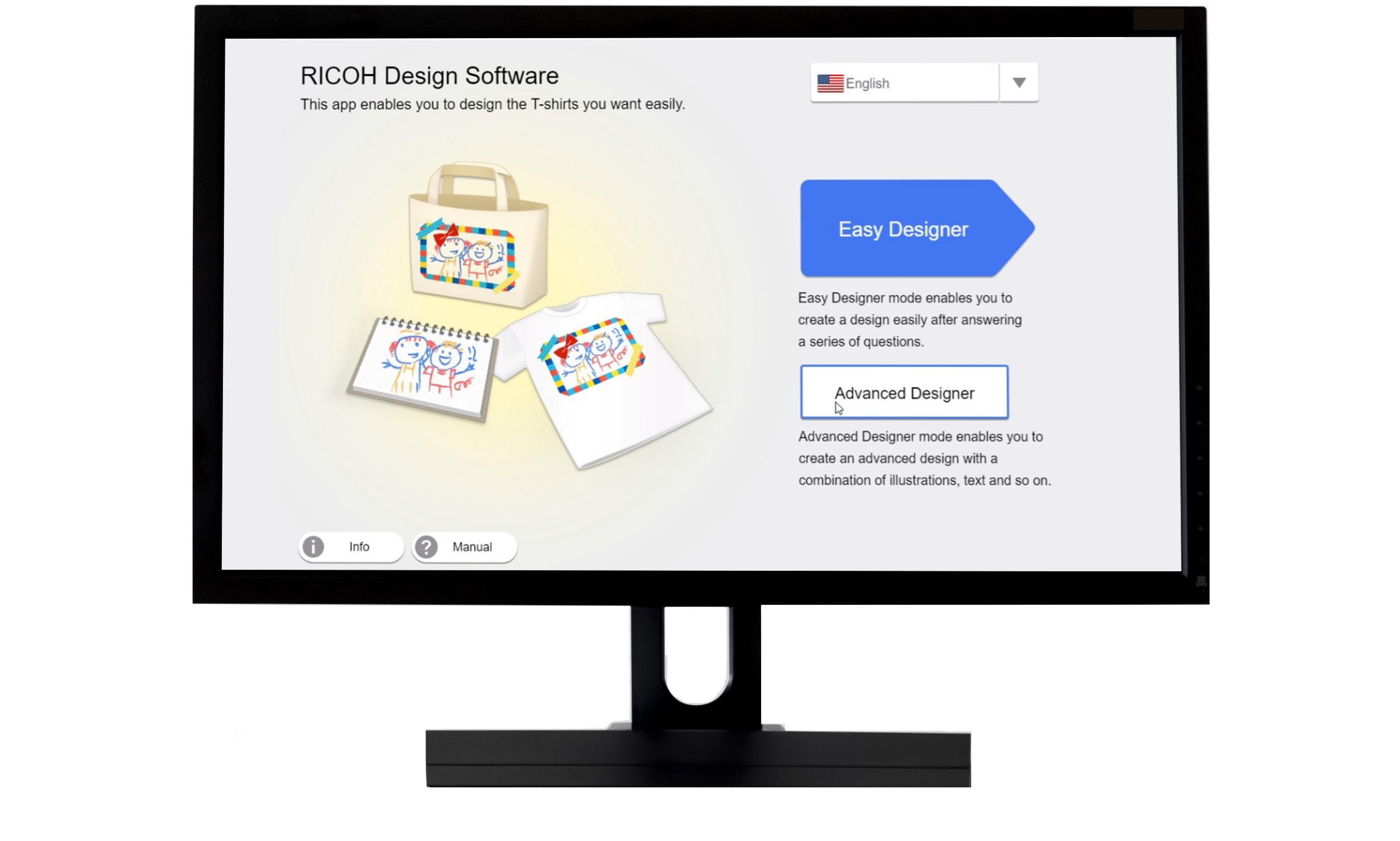 Software Ricoh Dtg