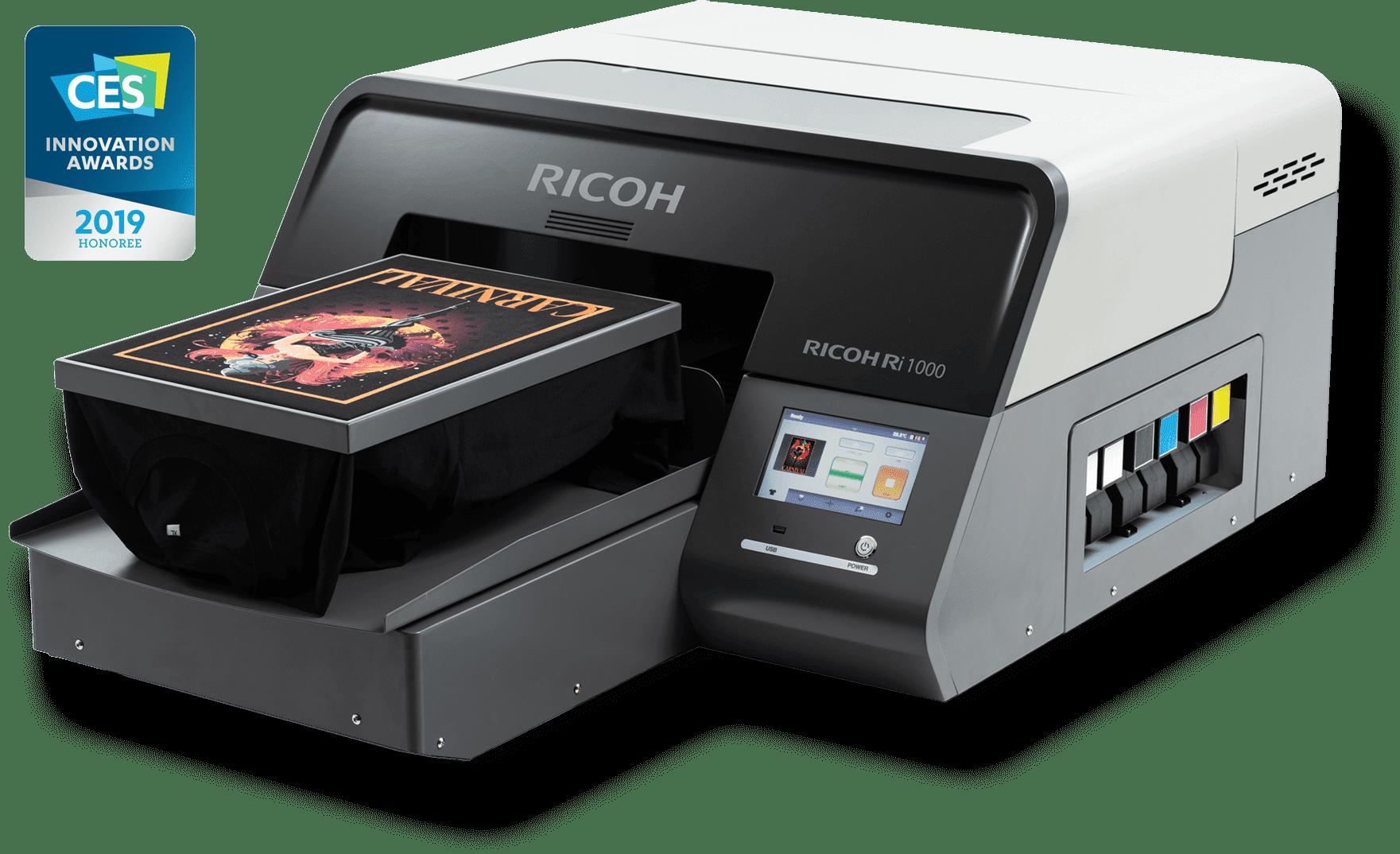 Ricoh RI 1000 Printer CES