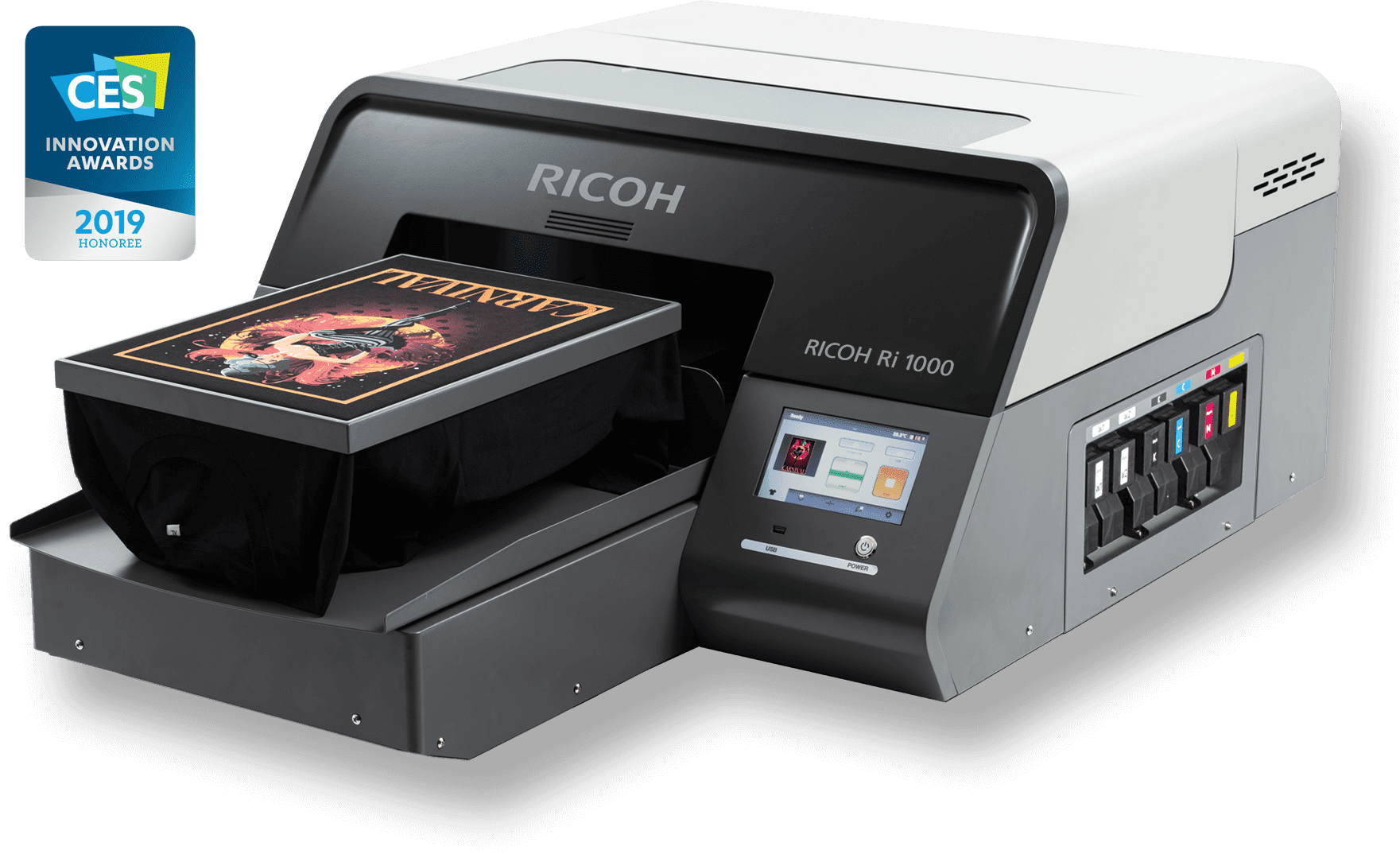 Ricoh RI 1000 Printer CES