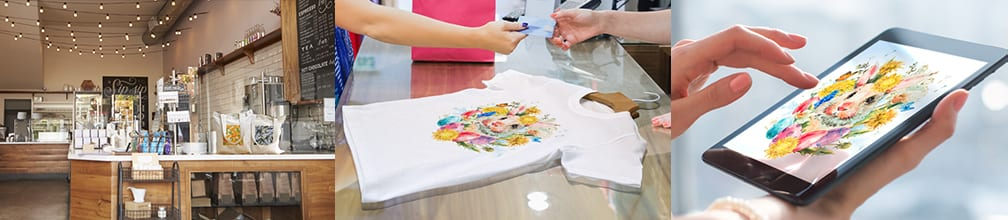 In-Store Customization With DTG